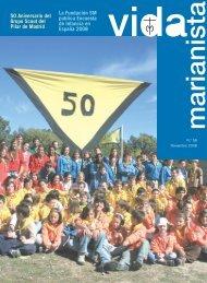 50 Aniversario del Grupo Scout del Pilar de Madrid La Fundación ...