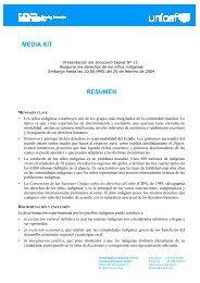 MEDIA KIT RESUMEN - Innocenti Research Centre
