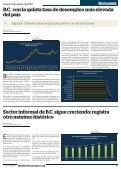 BC con la quinta tasa de desempleo más elevada del país - Monitor ... - Page 3