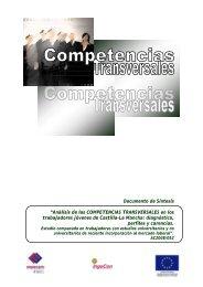 Análisis de las COMPETENCIAS TRANSVERSALES en los ...