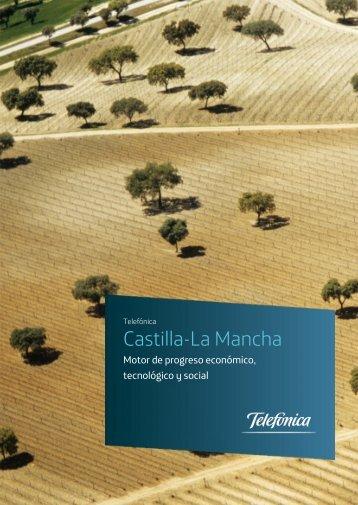 Castilla-La Mancha - Atlas de Telefónica