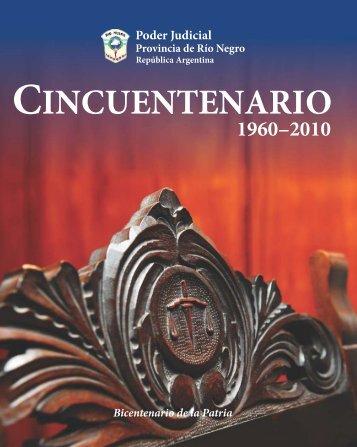 Descargar el libro - del Poder Judicial de Rio Negro