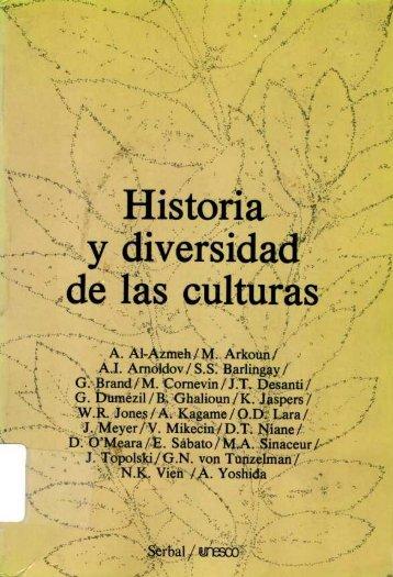 El lugar y las funciones de la historia - unesdoc - Unesco