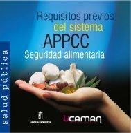 Requisitos previos del sistema APPCC. Seguridad Alimentaria