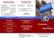 K 105-Flyer.pdf - Polizei Bayern