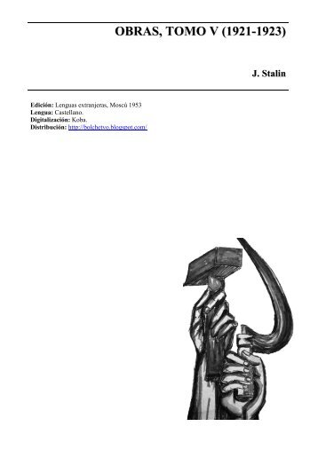 Tomo V - Marxists Internet Archive