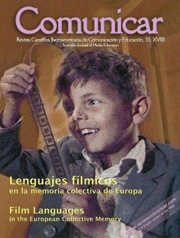 Comunicar 35:COMUNICAR maqueta OK - Revista Comunicar