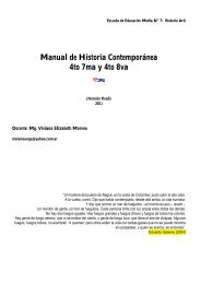 manual historia 1er trimestre final.pdf - Roberto Arlt