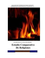 Estudio Comparativo De Religiones - ACEGAP