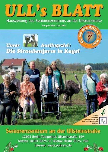 Seniorenzentrum an der Ullsteinstraße - Poli.care