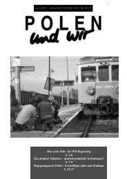 Als PDF-Datei herunterladen - Deutsch-Polnische Gesellschaft der ...