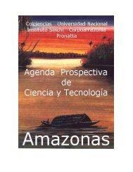 Agenda Prospectiva de Ciencia y Tecnología para el departamento ...