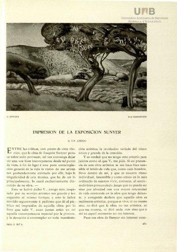 Museum revista mensual de arte español antiguo y moderno y de ...