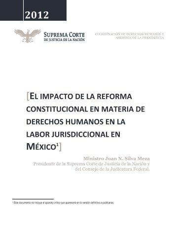 2012 1] - Inicio - Suprema Corte de Justicia de la Nación