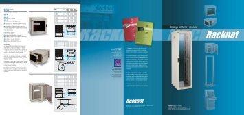 Catálogo de Racks y Consolas - Gabiart