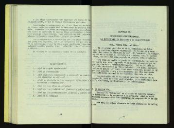 Capitulo IV. Operaciones Conceptuadoras. - cdigital