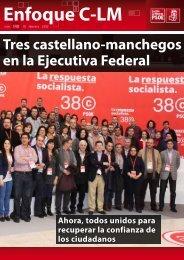 Enfoque C-LM - Partido Socialista de Castilla-La Mancha