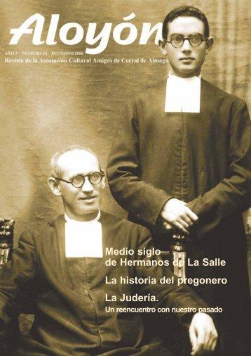 Medio siglo de Hermanos de La Salle La historia del pregonero La ...