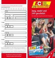 sicher ans Ziel - ACE Auto Club Europa ev