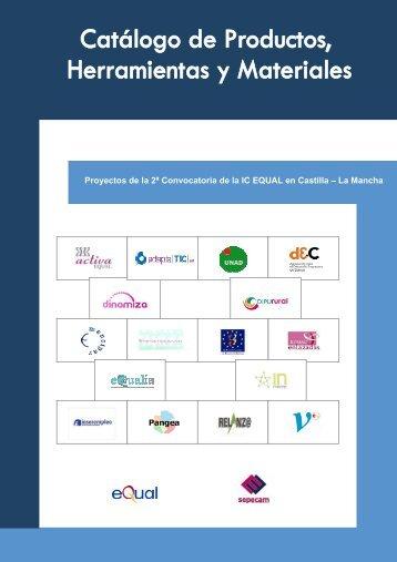 Proyectos de la 2ª Convocatoria de la IC EQUAL en Castilla – La ...