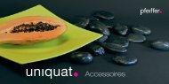 UNIQUAT™ - Accessoires für Individualisten - Pfeiffer & Söhne GmbH