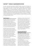 DuPont™ Zodiaq® Gebrauchs- & Pflegeanleitung - Seite 2