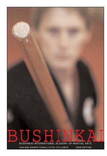 BUSHINKAI INTERNATIONAL ACADEMY OF MARTIAL ARTS
