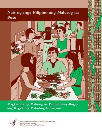 Nais ng mga Pilipino ang Malusog na Puso - National Heart, Lung ...