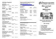 Programm März / April 2013 lesen / downloaden - Kath ...