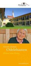 Download der Hausbroschüre (PDF, 3,5MB) - Pichlmayr Wohn