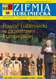 Powiat Lubliniecki w przestrzeni europejskiej - Starostwo Powiatowe ...