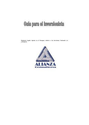 Manual para el inversionista - Leyes.com.py