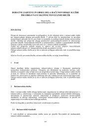 Računovodstvo skupine povezanih družb - UP Fakulteta za ...