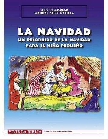 Navidad Maestra.pmd - Publicaciones Alianza
