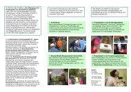 Download Flyer Kitaprojekt 2011, PDF - Geoskop