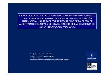 Protocolo intervención-absentismo escolar.538 KB - Colegio ...