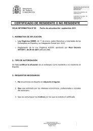 CERTIFICADO DE RESIDENTE O NO RESIDENTE - Secretaría ...