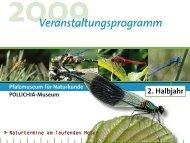 Download Veranstaltungskalender als PDF - Pfalzmuseum für ...