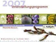 2007 - Pfalzmuseum für Naturkunde