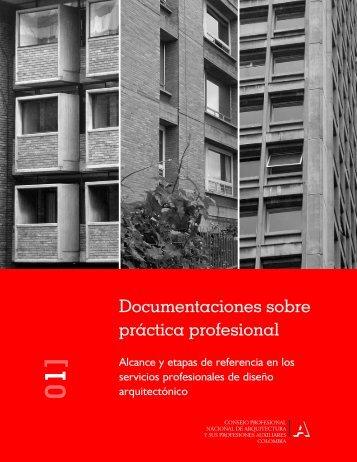 Documentaciones sobre práctica profesional - cpnaa
