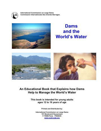 Dams and the World's Water - United States Society on Dams