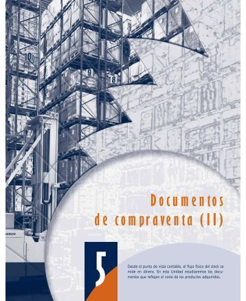 Documentos de compraventa (II) - McGraw-Hill
