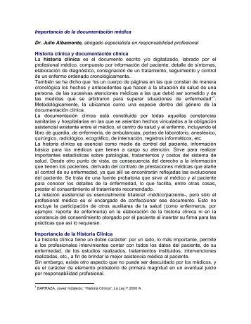importancia de la documentación médica - Seguros Médicos SA