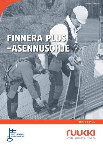 FINNERA plus -AsENNusohjE - Ruukki