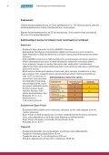 Tekninen osio - Katepal - Page 6