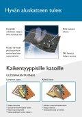 Divoroll-aluskatteet Mukavuutta katollesi - Monier - Page 2