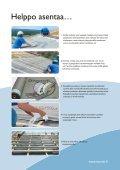 Divoroll-aluskatteet Mukavuutta katollesi - Monier - Page 4
