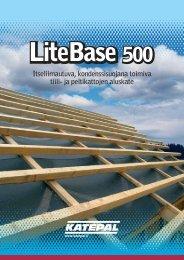 LiteBase 500 - Katepal