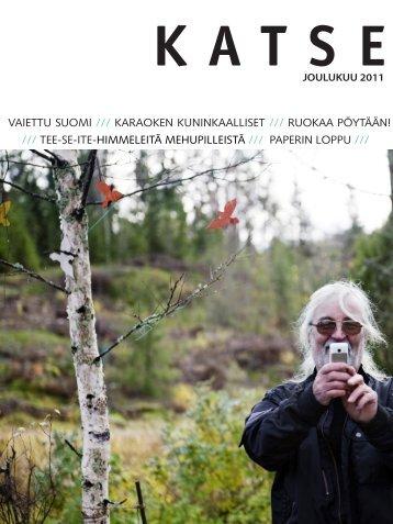 Lataa pdf - Katse - Tampereen yliopisto