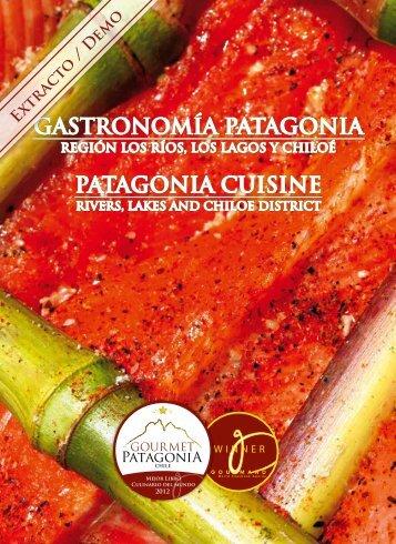 Muestra PDF - Gourmet Patagonia